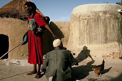 The Blind Farmers of Ghana