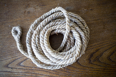 Anafo's rope from Ghana