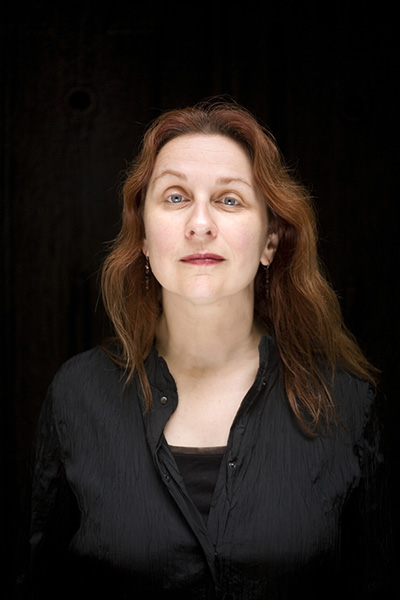 UK - London - Audrey Niffenegger, American author