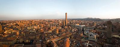 Italy - Bologna - Panorama of Bologna ©Stuart Freedman